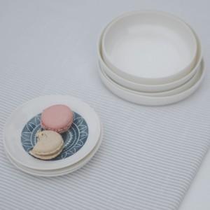 Porcelain Biscuit Plates